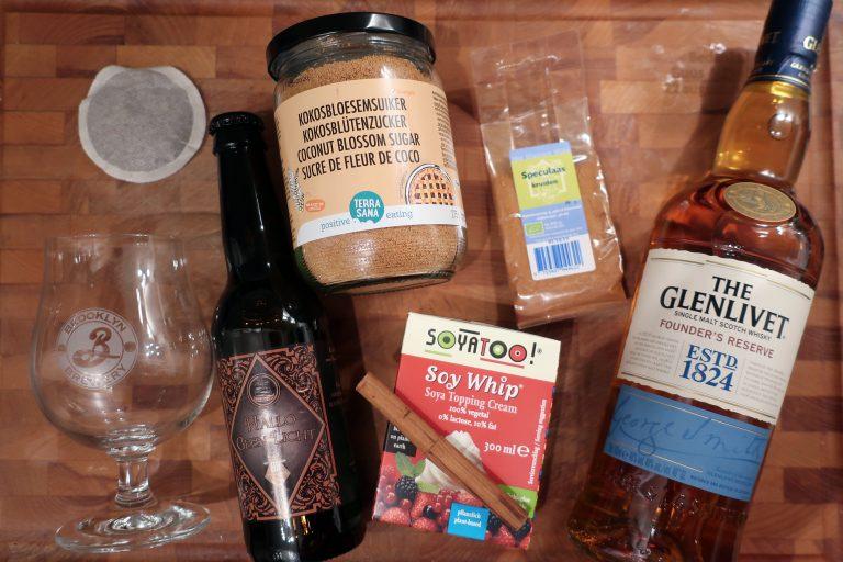 Irish coffee stout ingredients