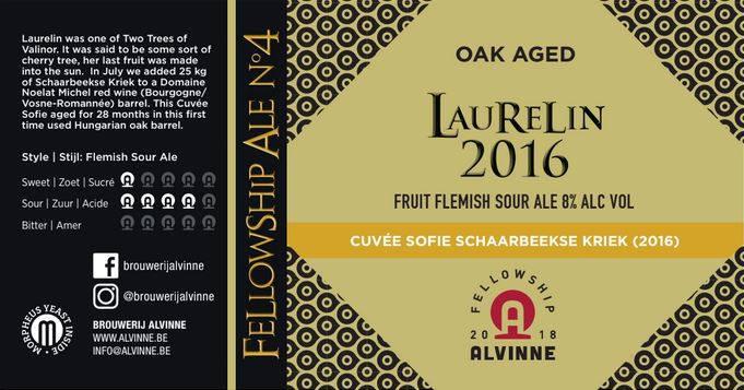 Alvinne Laurelin 2016