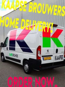 Kaapse Brouwers Home Delivery